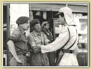 British Soldiers in Egypt 1940s
