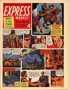 TV Express Comic